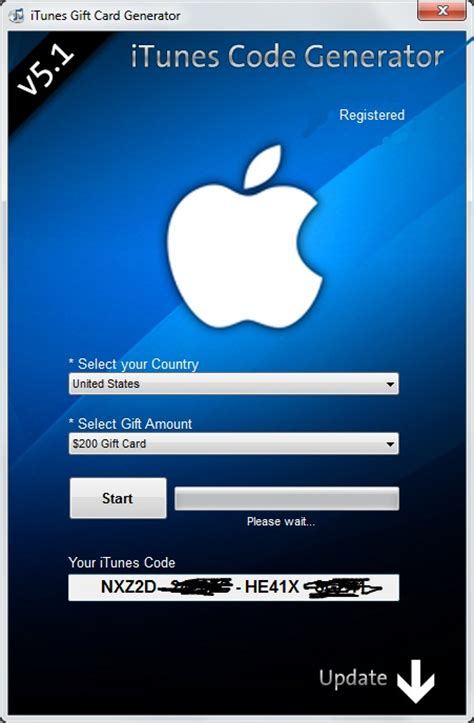 free itunes gift card codes generator 2015 no survey hack - Free Gift Card Code Generator