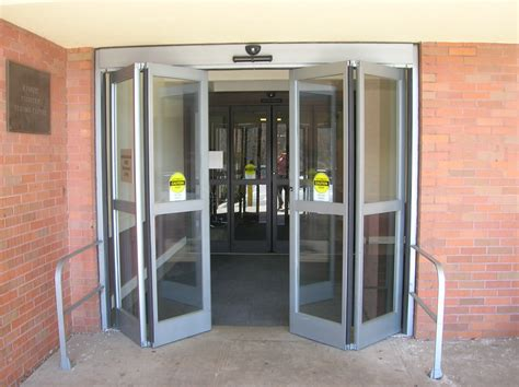 Horton Sliding Doors by Horton Automatic Folding Doors L I Automatic Doors