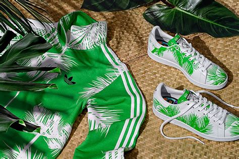 Adidas The Palm Tree Pack Ses Original Green Iphone Iphone 6 billionaire boys club adidas stan smith palm tree pack sneakerfiles