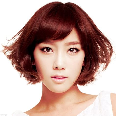 Snsd Hairstyles by Kinds Of Taeyeon Snsd Hairstyle Beautiful Healthy