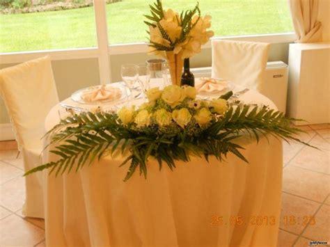 allestimento tavolo sposi allestimento tavolo sposi negozio fiori e fantasia foto 5