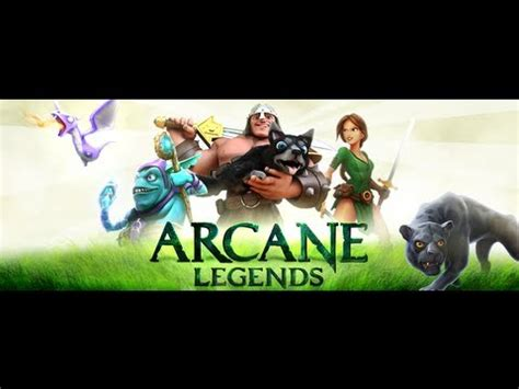 arcane legends mod apk arcane legends gameplay