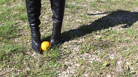 Bootssneakersketsheelswedgesflatsuplier Viel Hn04 High Heels Orangen Crushing Mit Stiletto Overknee Stiefeln Oranges