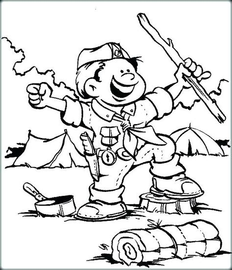 cub scout coloring pages cub scout coloring sheets tiger cub coloring pages