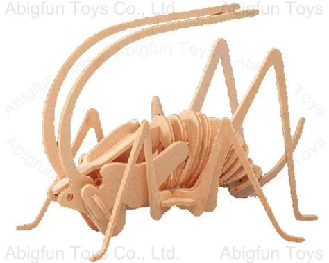 Cricket Wooden Craft 3d scroll saw patterns custom woodworking chicago wood craft toys build mission style