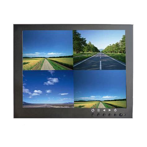 monitor ingresso bnc monitor hd cctv led 7 quot alta definizione con ingresso av