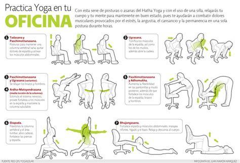 tutorial yoga en la oficina ejercicios en la oficina haraiberia com ejercicios