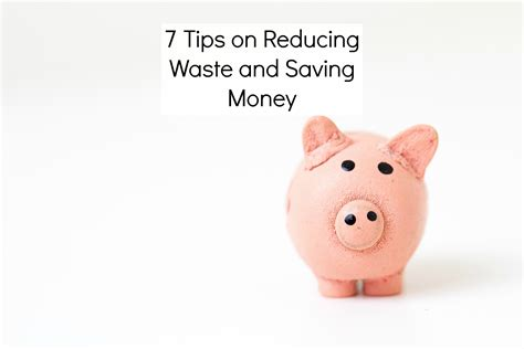 7 Tips On Saving Money by Stacey In The Sticks A Lifestyle Food From Our