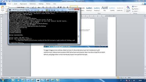 membuat qr code reader android tutorial cordova bagian 2 membuat aplikasi qr reader