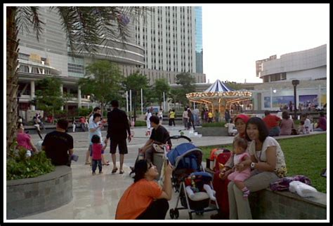 erafone di central park sore sore di central park mall blog nya zizy damanik
