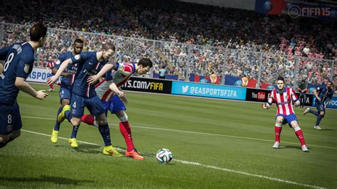 Bd Fifa 15 Second fifa 15 second title update launches on pc and playstation