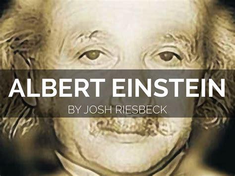 einstein biography ppt bio albert einstein riesbeck by jenny jehnzen