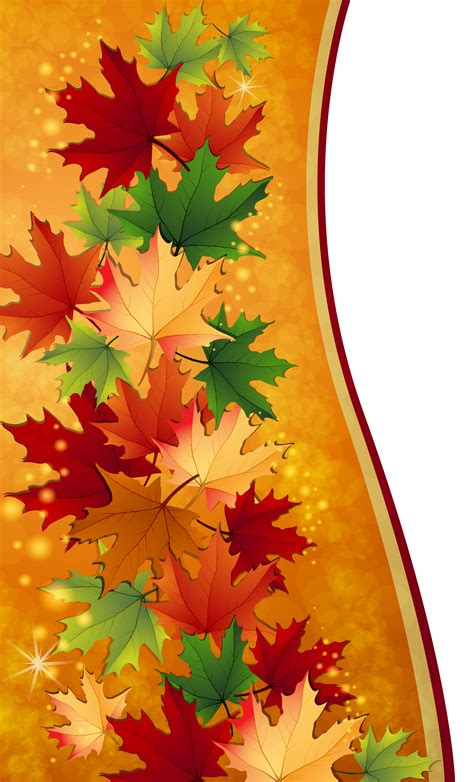 autumn leaves decoration png clipart image gallery yopriceville high quality images