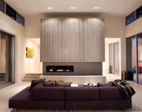 deco salon cheminee moderne 2015 deco moderne