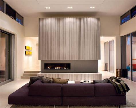 deco salon cheminee moderne 2015 deco maison moderne