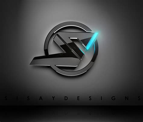 pics for gt rg logo design my 3d logo s by sisaydesigns on deviantart