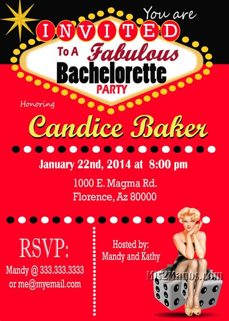 las vegas themed invitation wording casino theme las vegas bachelorette invitation