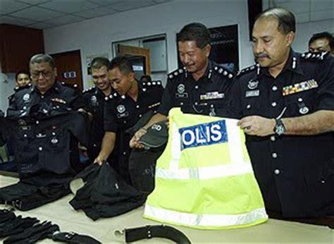Baju Polis baju seragam polis