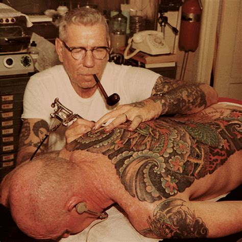 tattoo history blog dark seas sailor jerry and his influence on traditional