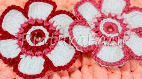como hacer flores de crochet patrones de flores a crochet car interior design