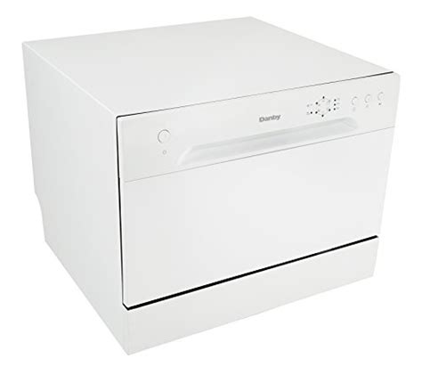 new model danby ddw621wdb countertop dishwasher white