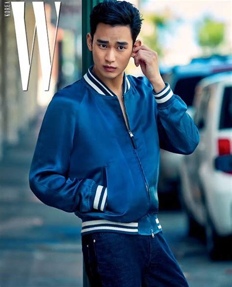 kim soo hyun kim soo hyun is a real fashionista in w allkpop