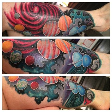 absolute art tattoo 14 best cosmos tattoos space tattoos and cosmic tattoos