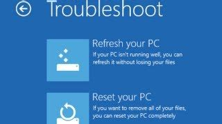 how to restore reset a toshiba satellite to factory settings windows 7 ноутбуки