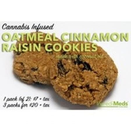 Oatbits Raisin Roll Pack Of 3 3 pack oatmeal cinnamon raisin cookies baked incredimeds