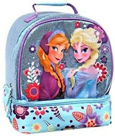 Lunch Box Frozen disney store frozen backpack and lunch box set