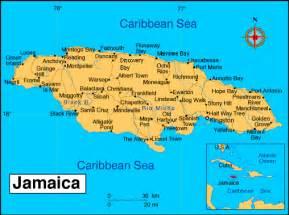 Jamaica Map World by Untitled Document Www Mtholyoke Edu