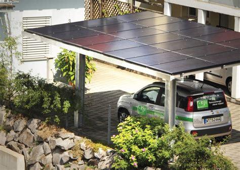 carport varianten varianten solarcarport