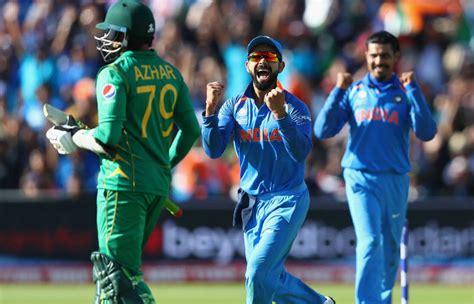 India Vs Pakistan 2017 Icc Chions Trophy Last 6