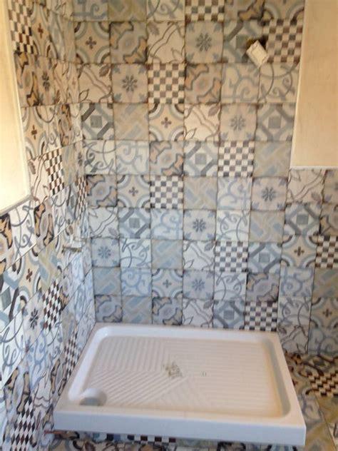piastrelle sarde bagno con cementine alge collection creiamo la tua casa
