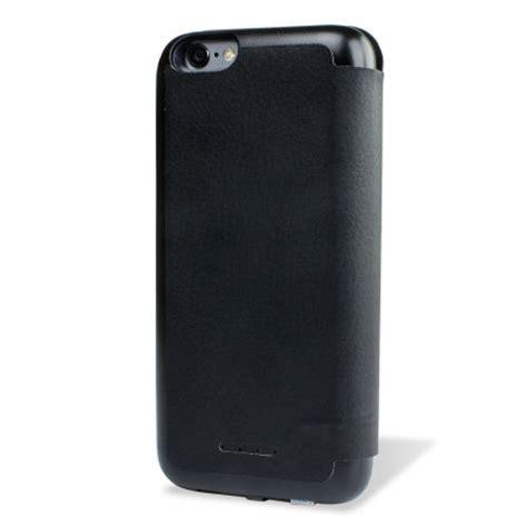 Sale Battery Iphone 6 Plus 4200 Mah Flip Black encharge solar iphone 6s plus 6 plus battery flip 4200mah black