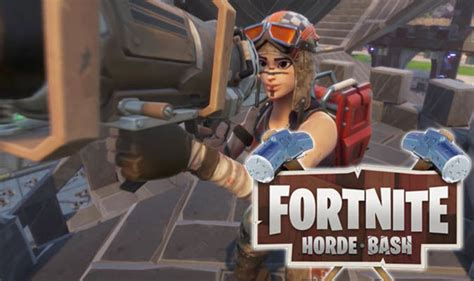 fortnite unlockables fortnite countdown horde bash release date