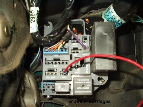 chevy trailer wiring harness diagram chevy factory stereo