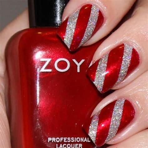 imagenes de uñas en blanco y rojo ideas para decorar las u 241 as de rojo mis u 241 as decoradas