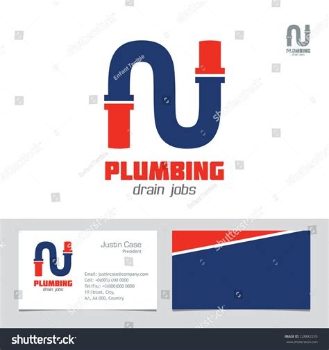 How To Start A Plumbing Business With No Money by Plumbing Business Sign Business Card Vector Template