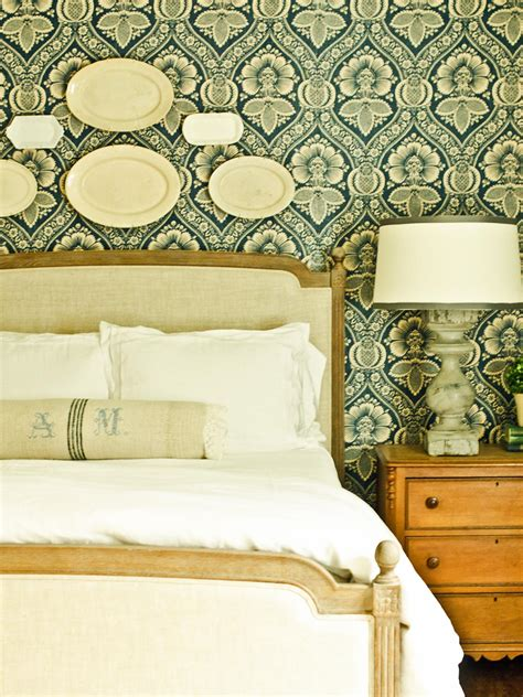 decorating bedroom walls with fabric how to install a fabric feature wall hgtv