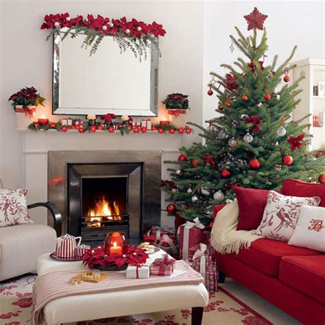 living rooms decorated for christmas christmas living room 27 33 christmas decorations ideas