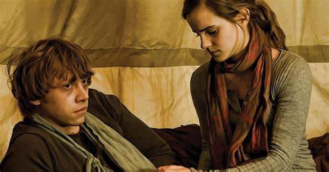 Hermione Granger Enceinte by Rupert Grint N Est Vraiment Pas Optimiste Sur Le Mariage