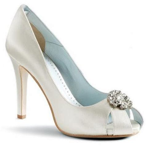 Wedding Shoes White by Bridal Style White Wedding Shoes
