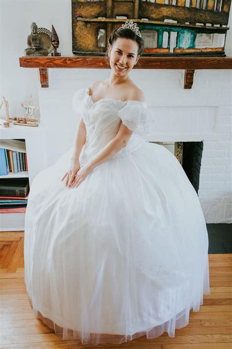 Dress Cinderella 2 cinderella transformation dress