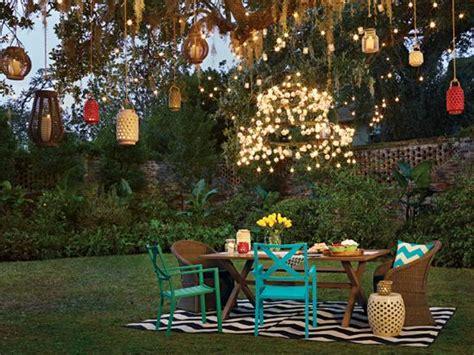 Backyard Bbq Decoration Ideas 10 Magnifiques Fa 231 Ons D 233 Clairer Votre Terrasse