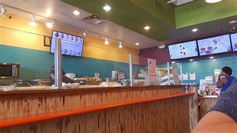 tropical smoothie cafe restaurant   peoria ave
