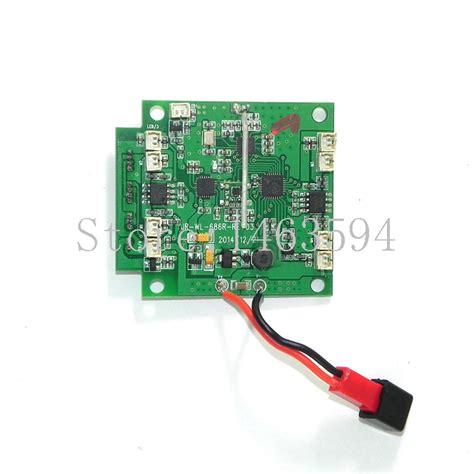 aliexpress buy free shipping wltoys wl v686 v686g v686k rc quadcopter spare parts receiver