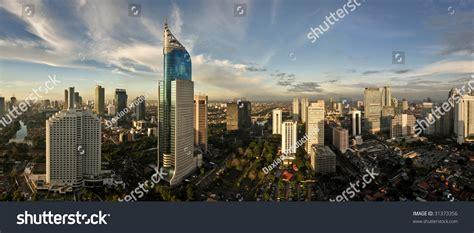 search photos panorama jakarta panoramic cityscape of indonesia capital city jakarta at