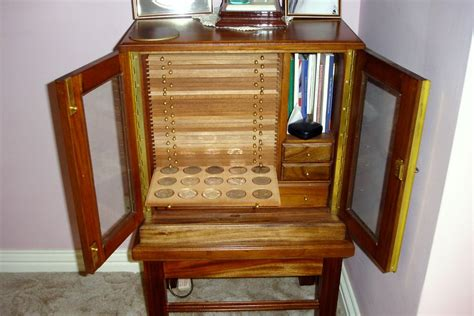 Coin Cabinet by Nichols Cabinets Free For All Coin Forum