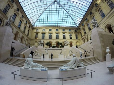louvre interno parigi cosa visitare in un week end e come muoversi in citt 224